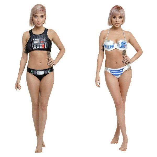 negozio online a1c12 e6681 Star Wars bikini fashion   Star Wars   Costumi da bagno ...