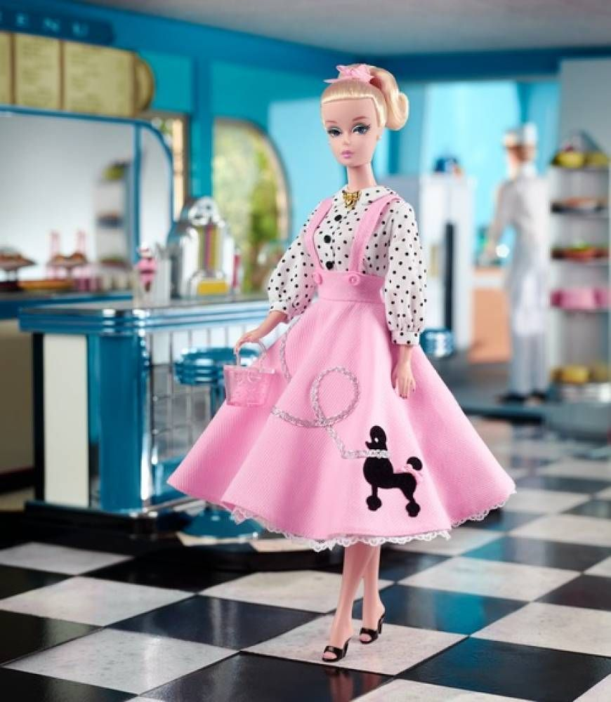Soda Shop Barbie | Puppen