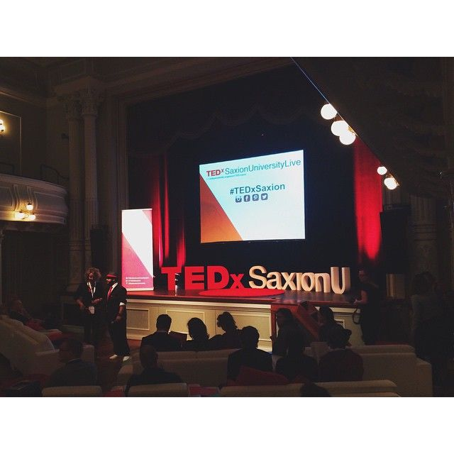 """""""Truth or Dare. Inspiring conferences at #TEDxSaxion #innovation #ideas #SaxionUniversity #TED"""""""