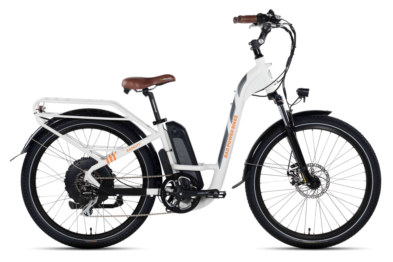 Radcity Step Thru Electric Commuter Bike Version 3 Commuter Bike Power Bike Bike