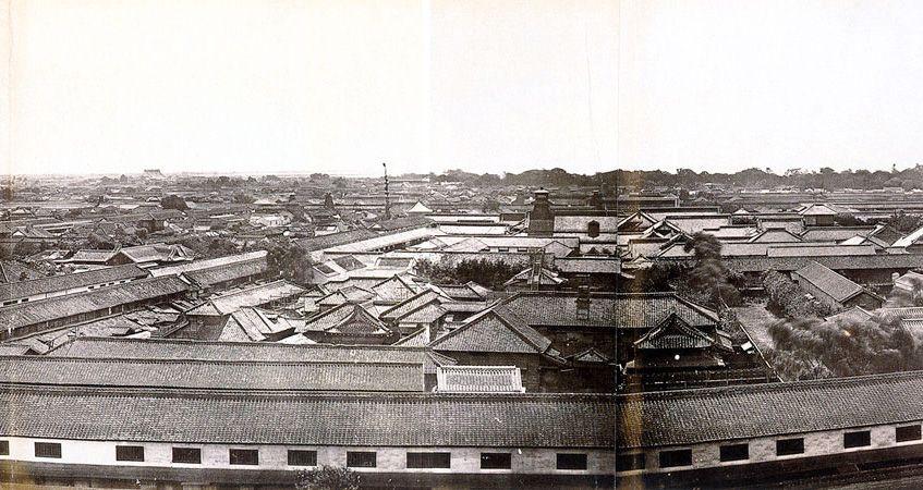 江戸時代素敵すぎ!幕末の芸者、薩摩藩士、江戸のパノラマを古写真で ...
