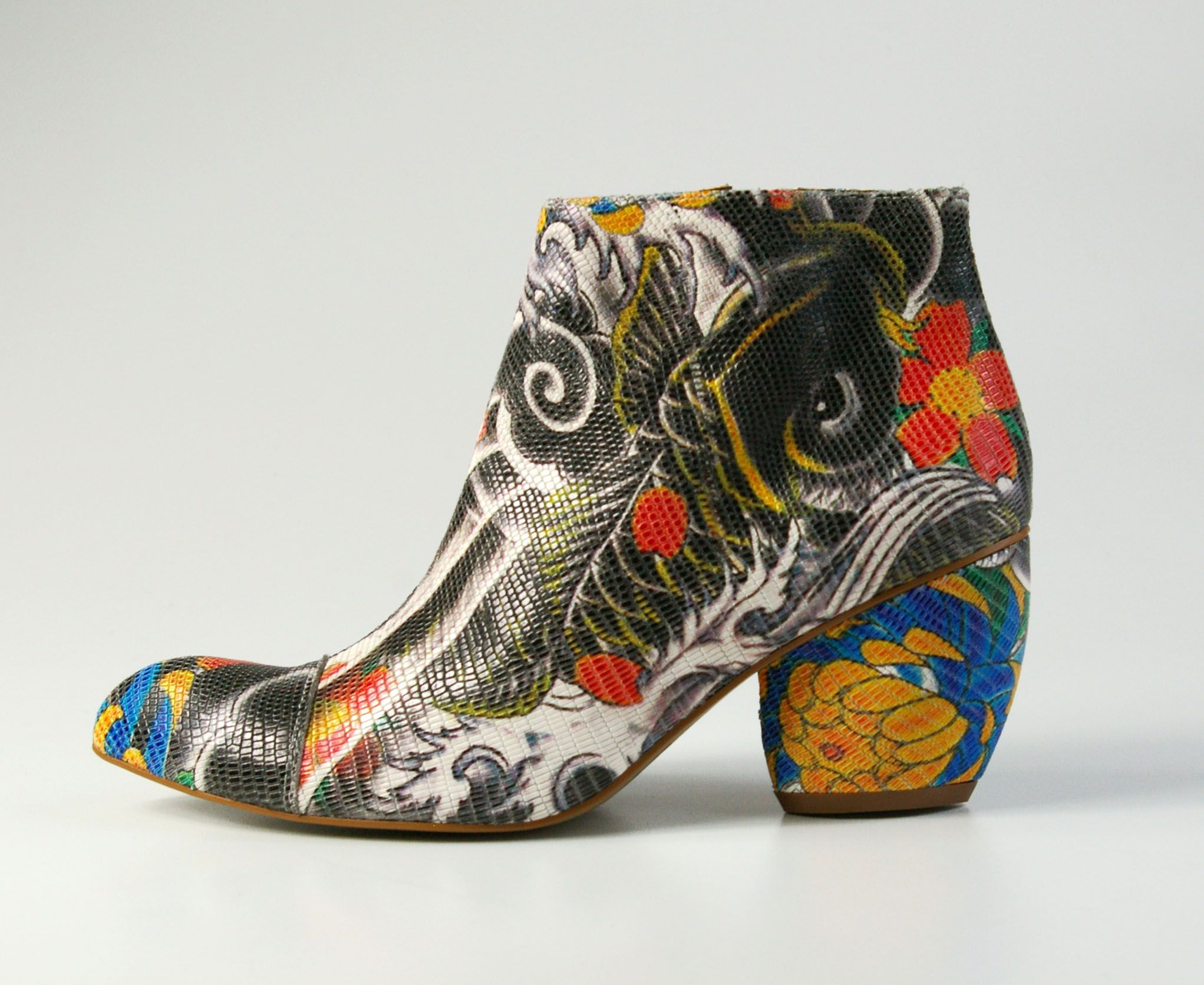 TATTOO BOOTS  www.louloux.com.br