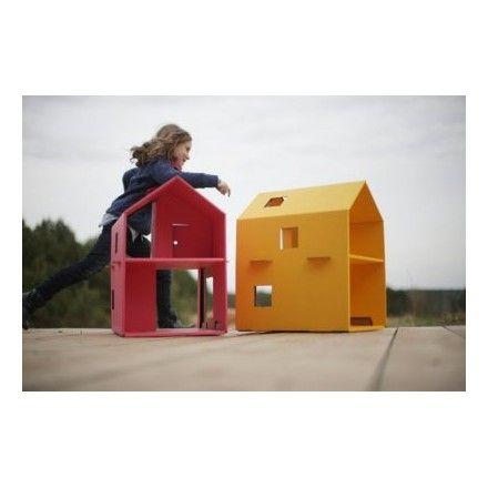 Comprar online casa de mu ecas carton trzymyszy juguetes de carton pinterest cart n - Casa munecas eurekakids ...