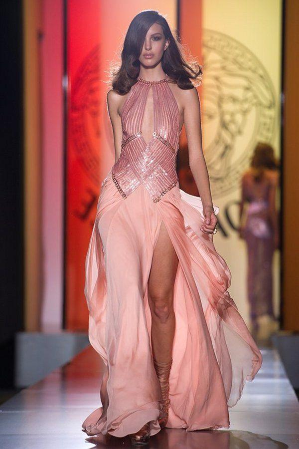 versace haute couture | ~Versace~ | Pinterest | Couture, Moda ...
