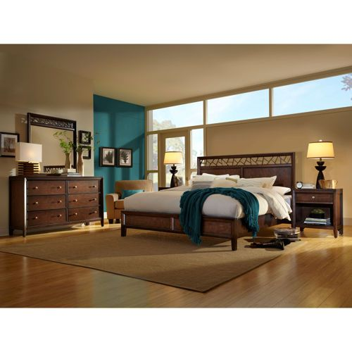 albany creek 5piece king bedroom set  bedroom sets queen