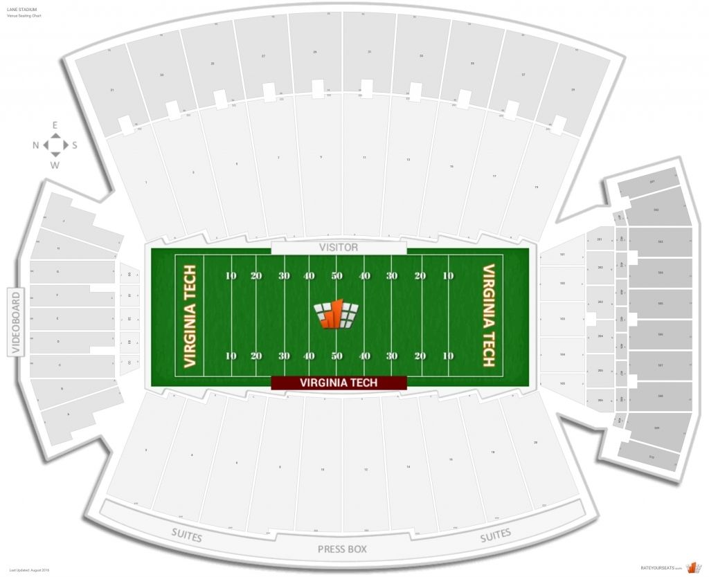 The Most Awesome Lane Stadium Seating Chart With Rows Di