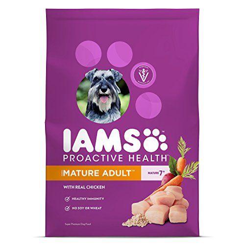 Iams Proactive Health Mature Adult Dry Dog Food 291 Pounds Want