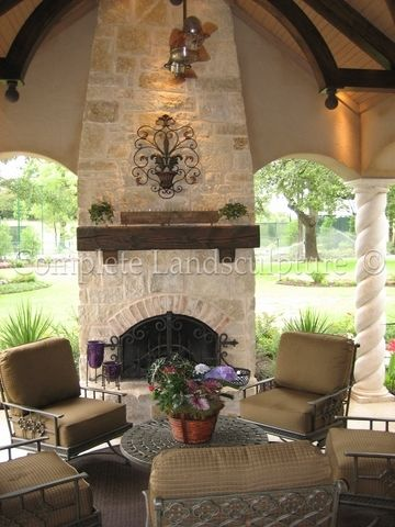 Complete Landsculpture | Dallas & Oklahoma City ... on Dfw Complete Outdoor Living id=86734