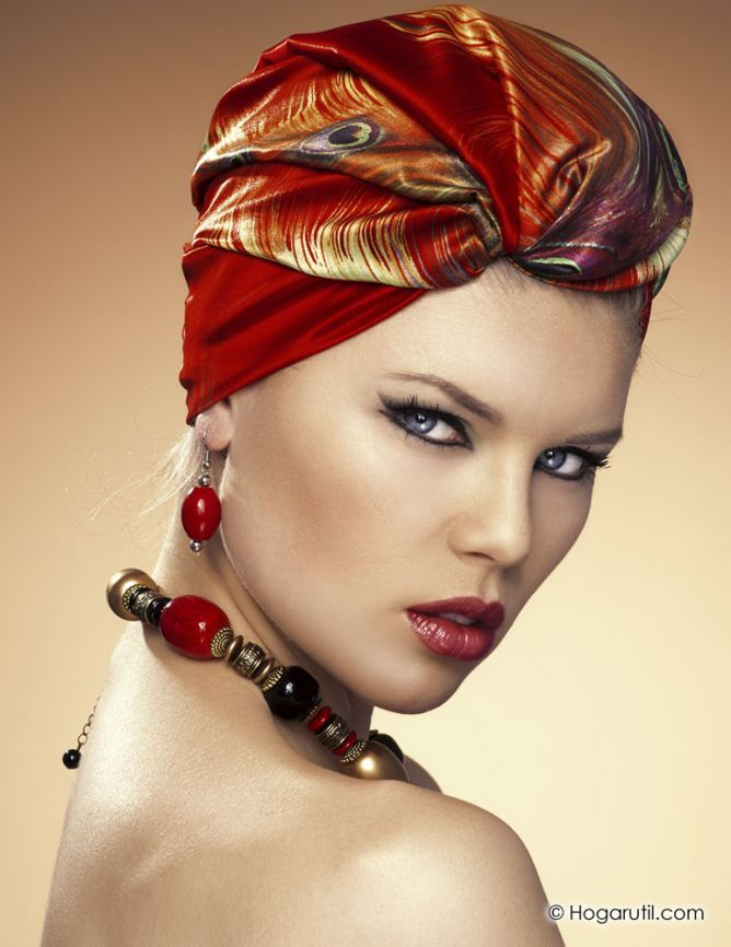 Moda turbantes pelo accesorios pinterest turban for Turbantes pelo zara