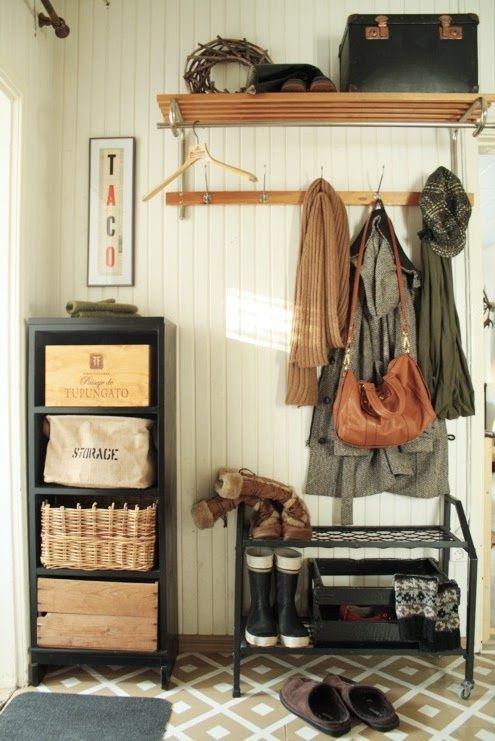Clever Hallway Storage Ideas Hallway Decoration Ideas - 63 clever hallway storage ideas