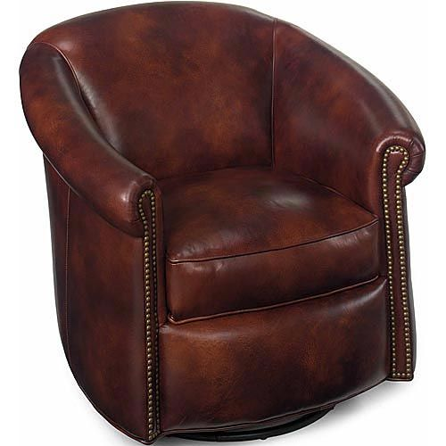 1279 00 Bradington Young Marietta Glider Tub Chair On Clearance Swivel Glider Chair Barrel Chair Leather Swivel Chair