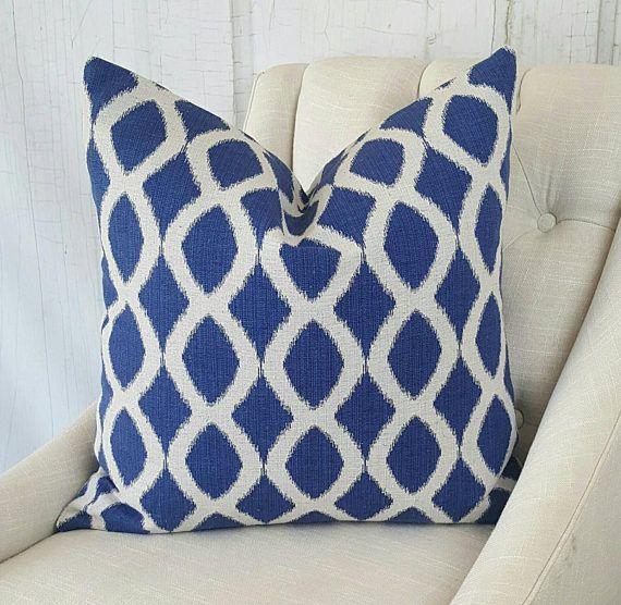 24X24 Pillow Insert Pillow Covers Blue Throw Pillows 24X24 Pillow #housewares #pillow