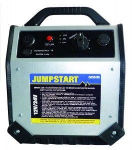 Voltec 10 00459 3 400 Amp Portable Jump Starter