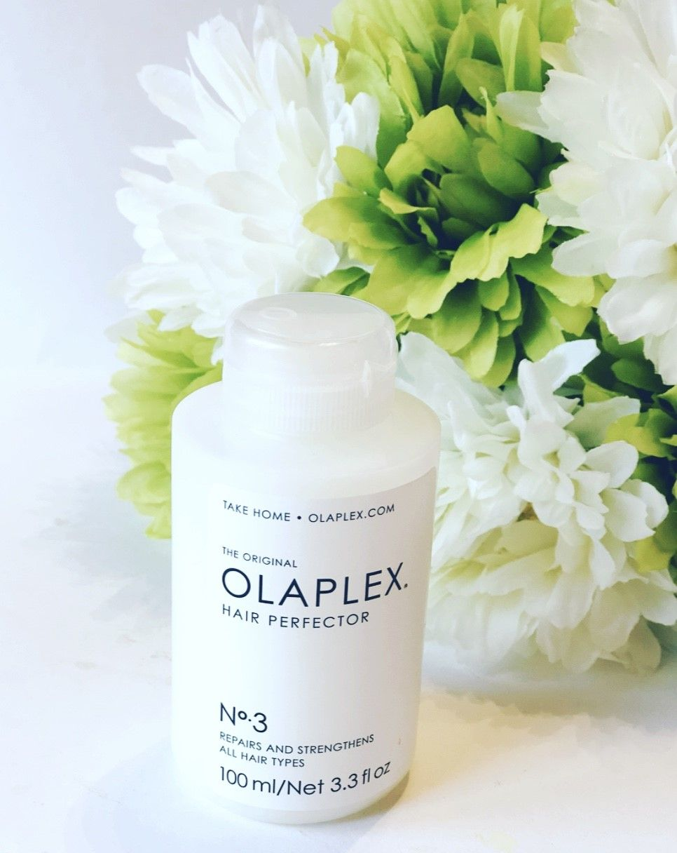 Your Solution to Damaged Hair Olaplex hair treatment