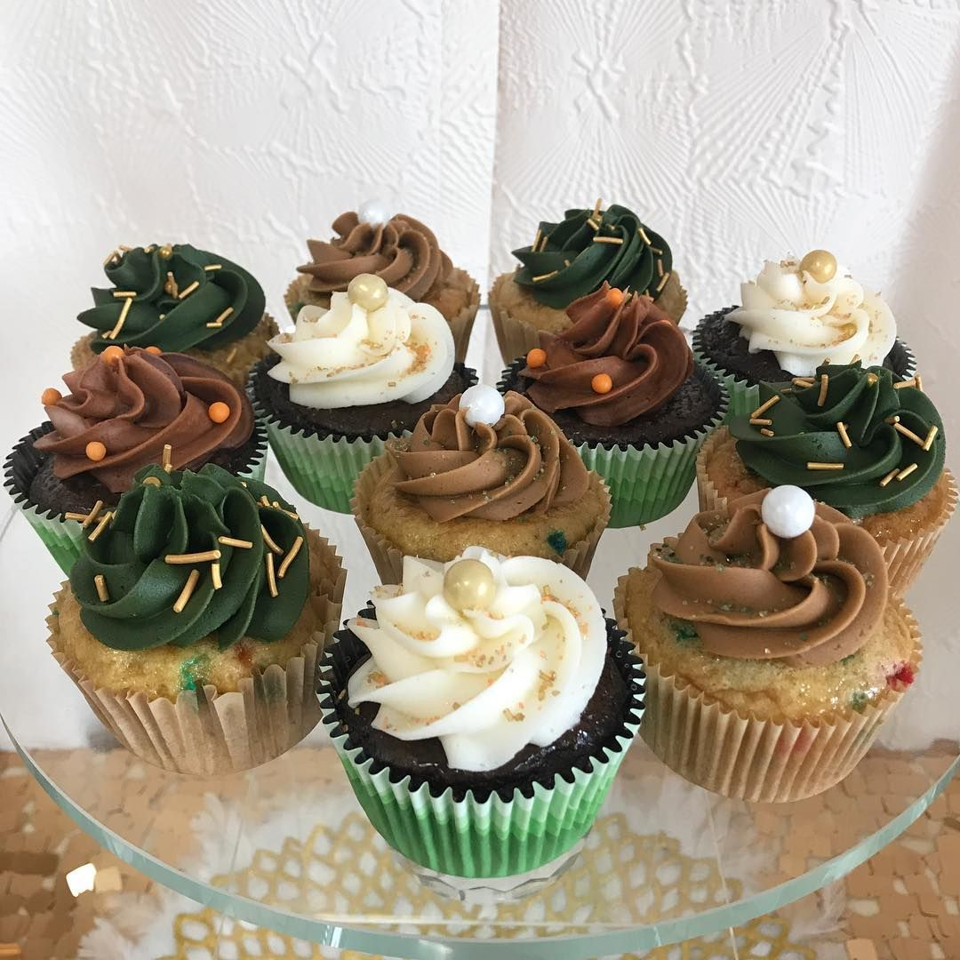 Woodlands Inspired Cupcakes Specialty Cupcakes Food Cupcakes