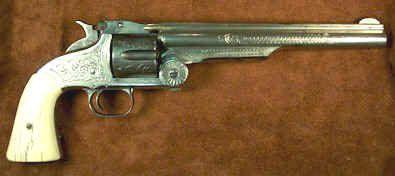 ❦ Bill Doolin's Smith & Wesson .44