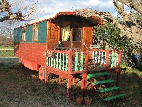Modern Gypsy Wagon