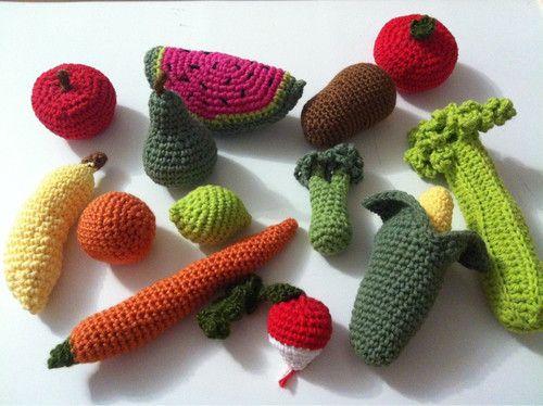 Amigurumi Vegetables : Amigurumi vegetables free pattern kalulu for