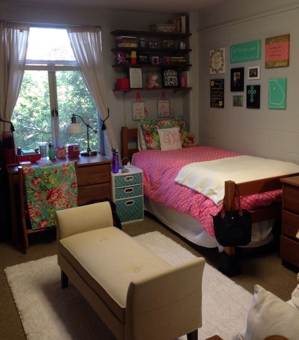 Vanderbilt Commons Dorm Room