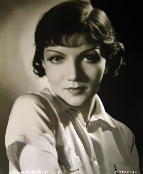 Claudette Colbert I Cover The Waterfront 1933 Oldies Pinterest