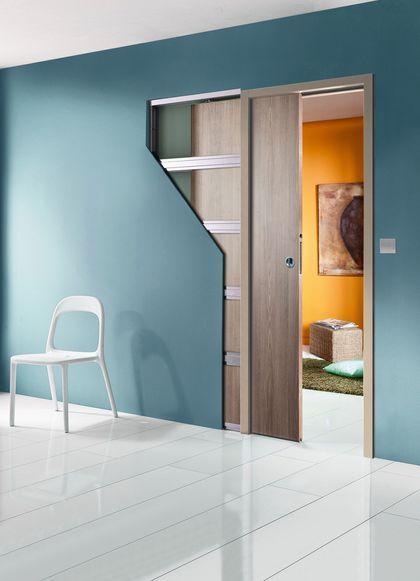porte coulissante galandage lapeyre en applique isolation phonique portes coulissantes. Black Bedroom Furniture Sets. Home Design Ideas