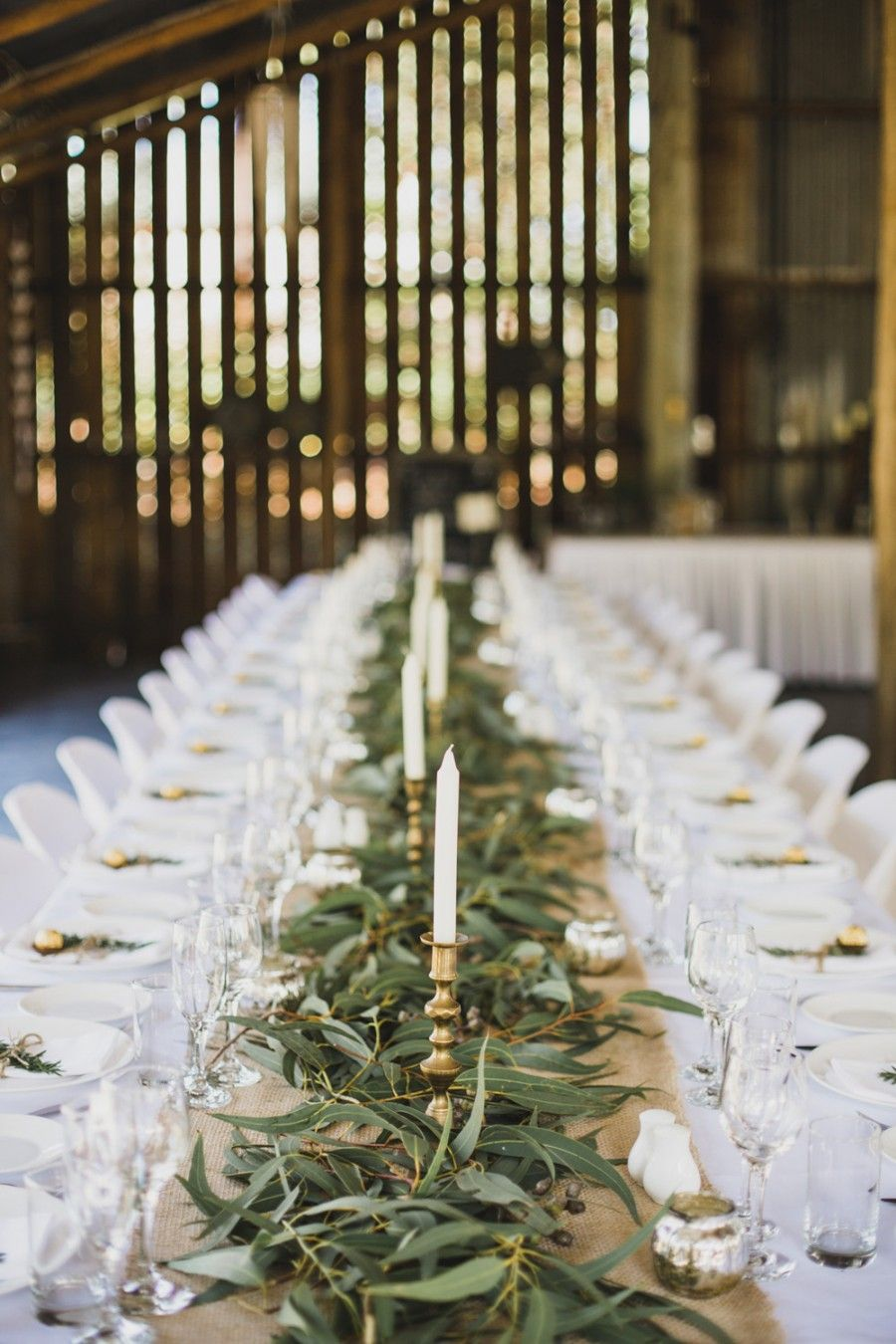 Rach adams diy outback wedding pinterest table flowers cheap effective and smells great lay eucalyptus leaves down your tables be sure to check theyre spider free first junglespirit Image collections