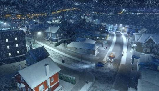 cities skylines review ps4 home let it snow let it snow let it