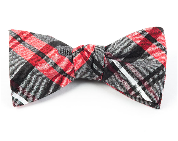 Winter Plaid - Reds | Ties, Bow Ties, and Pocket Squares | The Tie Bar