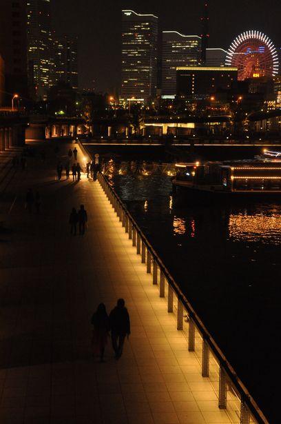 Night View Of Yokohama 風景写真 美しい風景 美しい景色