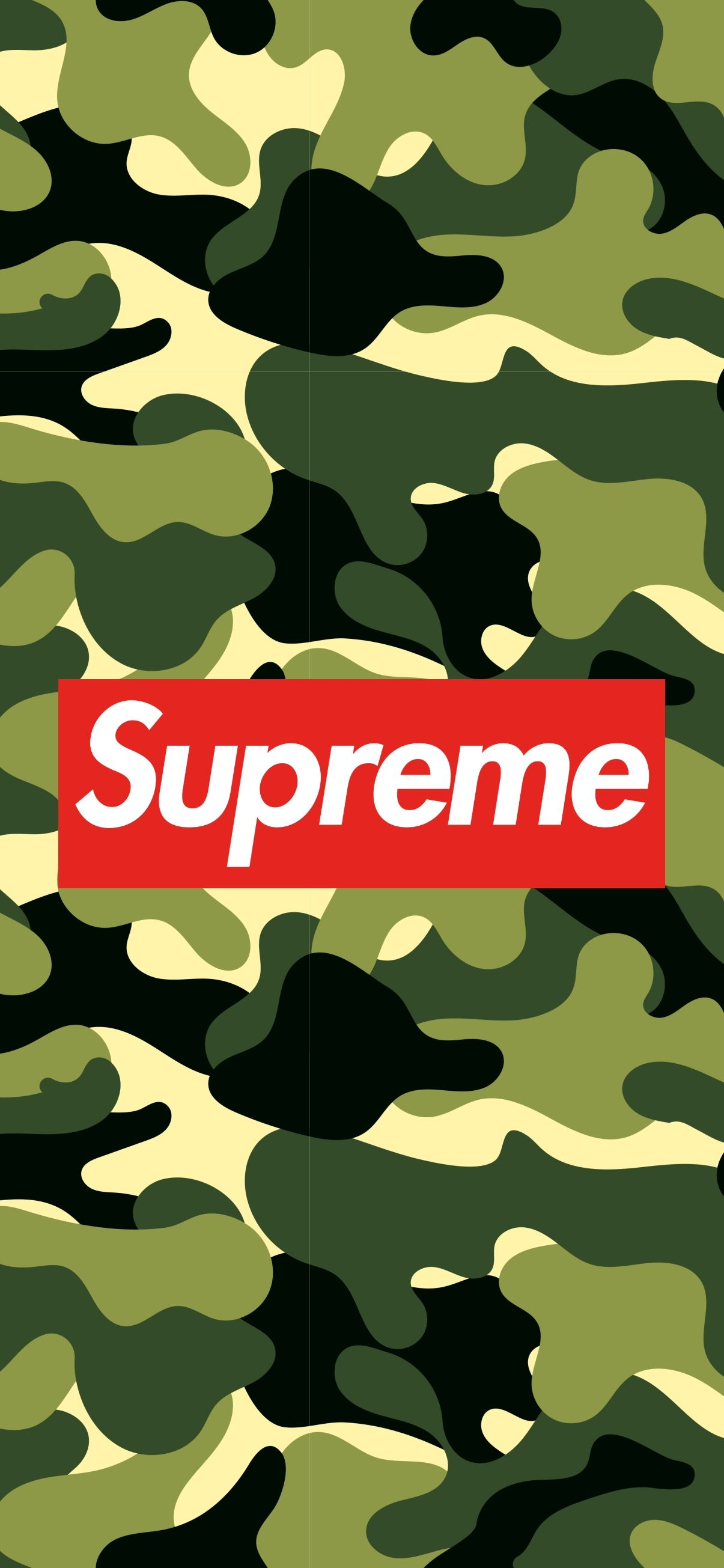 6 Supreme Camouflage Iphone Wallpapers Heroscreen Supreme Iphone Wallpaper Iphone Wallpaper Camouflage Wallpaper