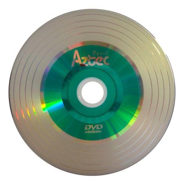 dvd-r virgem vinil verde