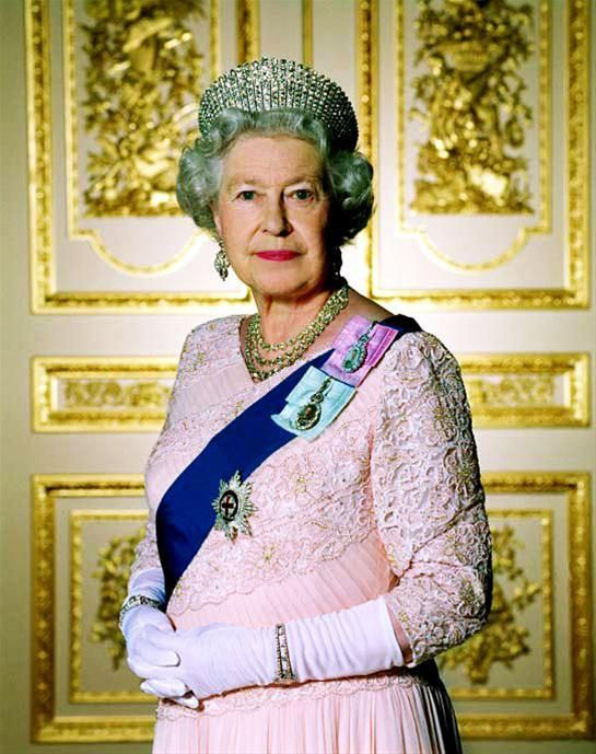 Image result for Her Majesty QE 2
