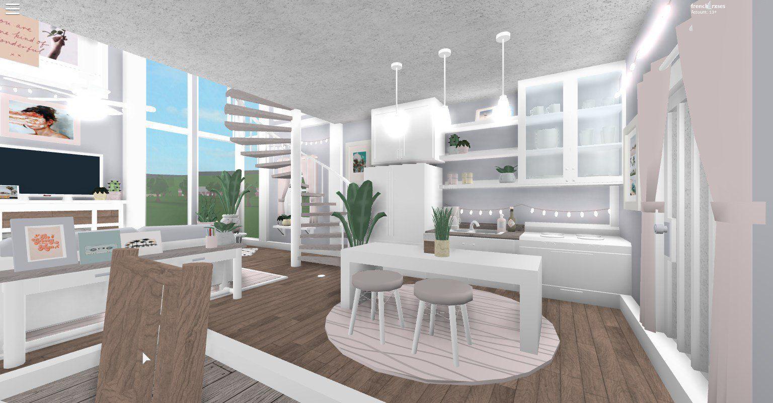 Dining Room Bloxburg - DINING ROOM