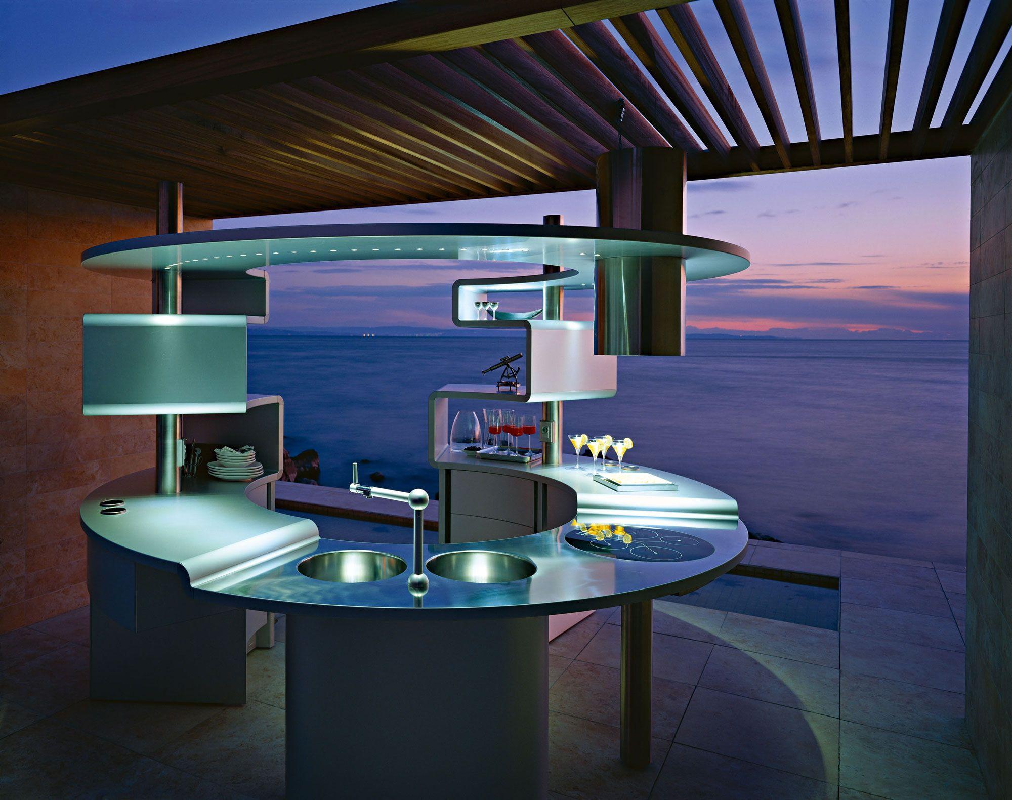Acropolis   Elegant kitchens, Italian kitchen design ...