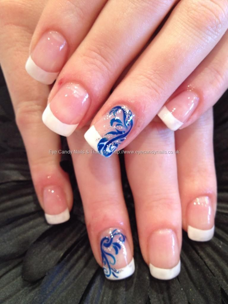 Pin by Ellissa Rock on Nails | Pinterest | Prom nails, Accent nails ...