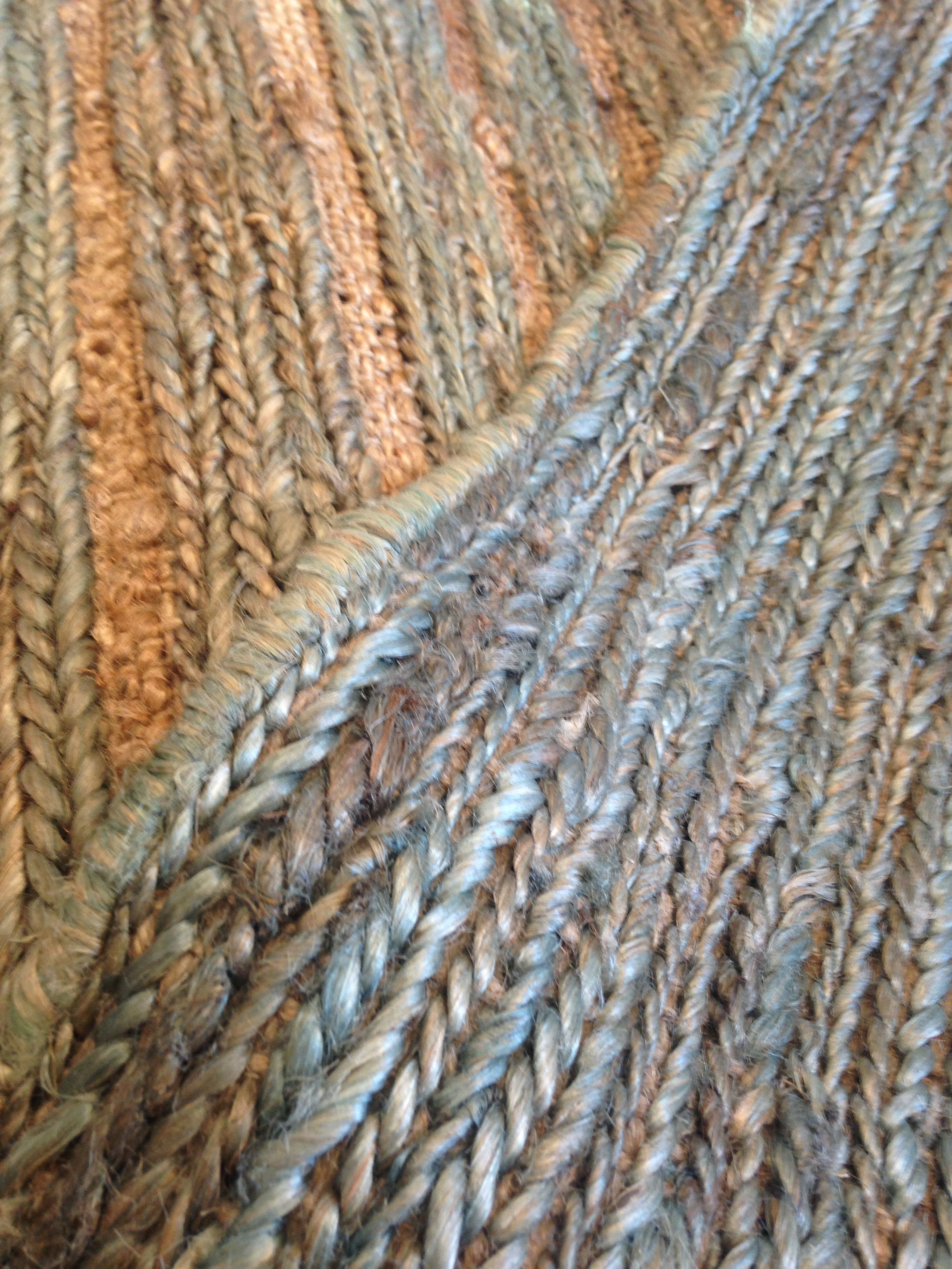 Our Showroom Features One Of The Largest Selections Of Natural Fiber Products Such As Jute Sisal Abacca Seagra Rugs On Carpet Carpet Orange Natural Fibers