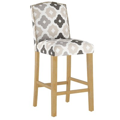Custom Upholstery Nadia 31 Bar Stool Bar Stools Stool Swivel