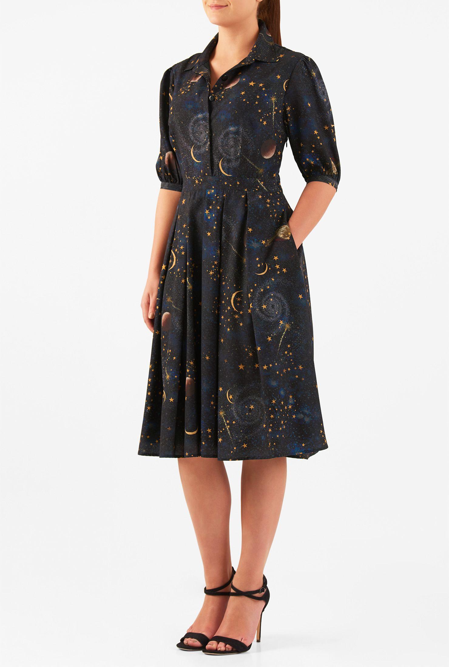 Constellation Dress