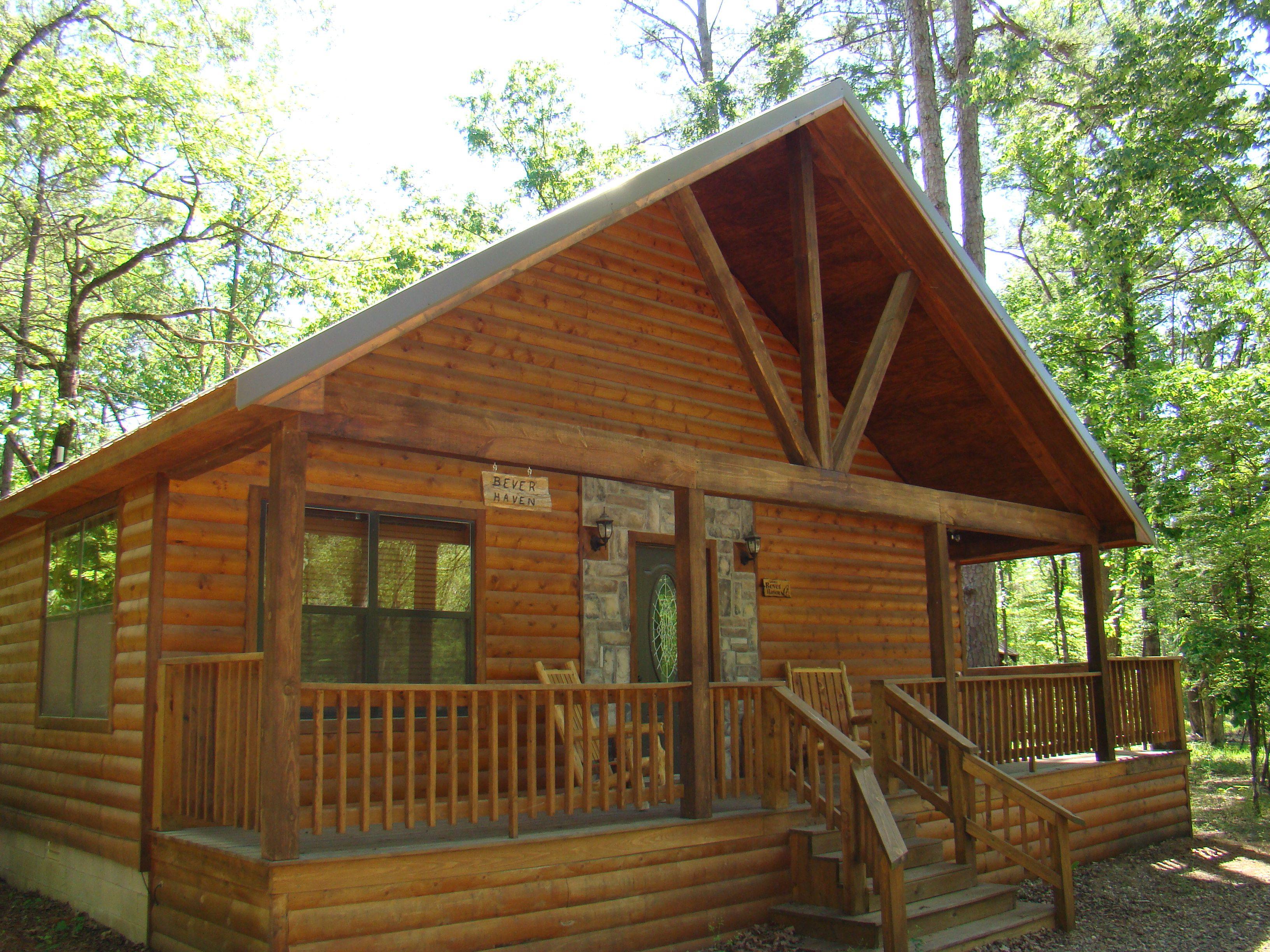 Sip U0027N Ski Cabin  Broken Bow OK   Beaversu0027 Bend State Park