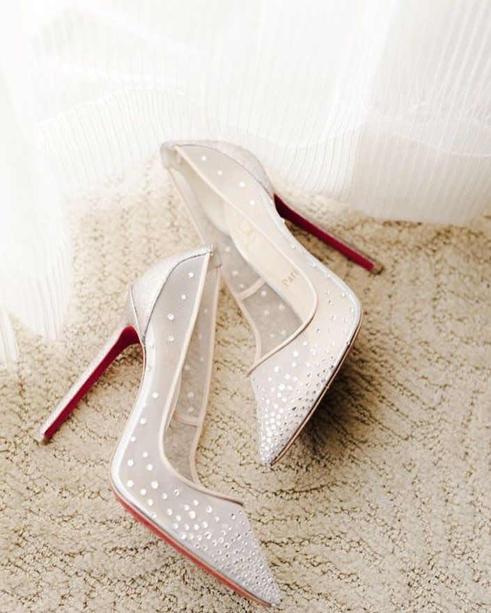 The Most Stunning Wedding Shoes Worth Showing Off