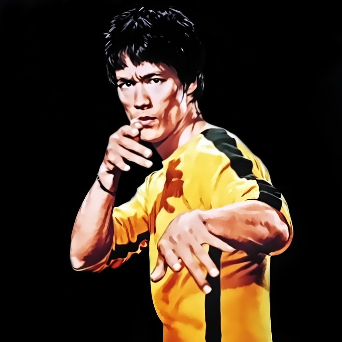 Bruce Lee Iphone Wallpaper (With images) Bruce lee