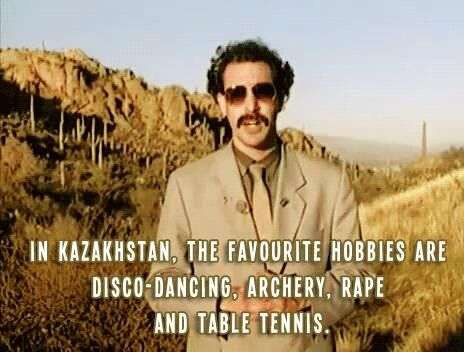 Pin on Borat You'll Never Get This!