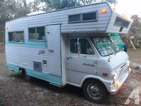 1969 Vintage Shasta Class C Rv For Sale Low Price Camper