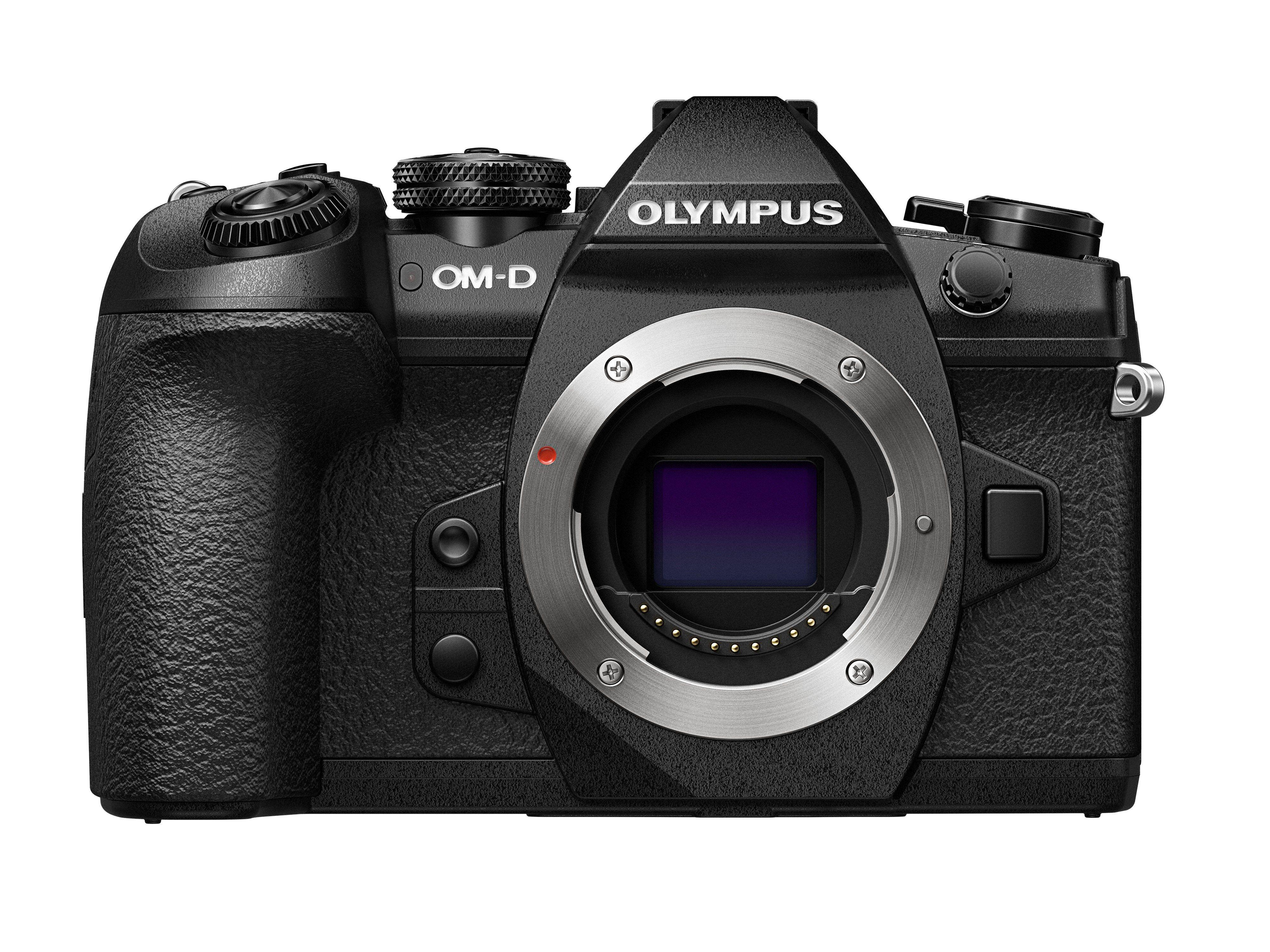 Om D E M1 Mark Ii Front Camera S