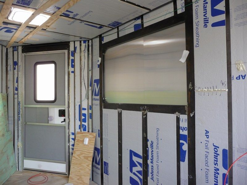 Don Amp Karen S Cargo Trailer To Camper Conversion