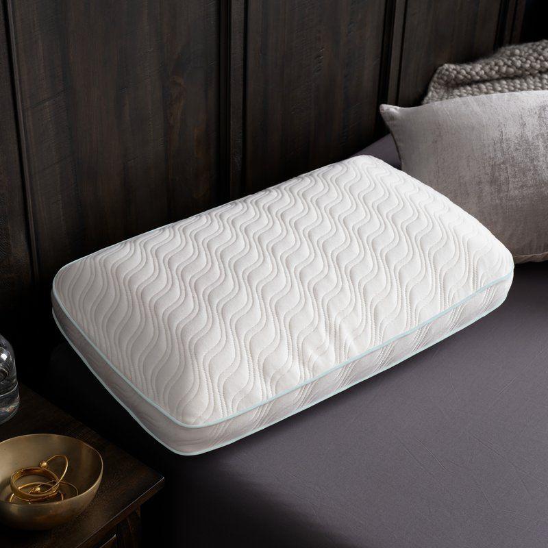 Tempur Proform Medium Memory Foam Bed Pillow Yastik