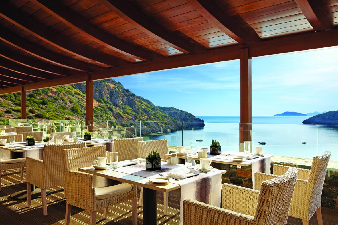 Daios Cove Resort In Agios Nikolaos Is A New Luxury 5 Star Beach Hotel Crete