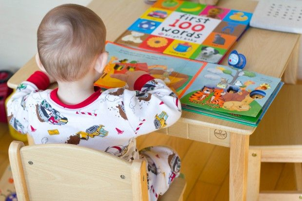 Montessori For Babies The Weaning Table Kids