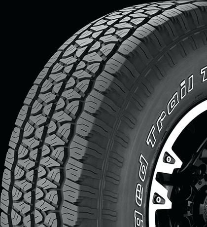 New Bf Goodrich Rugged Terrain Review Images Good For Bfgoodrich