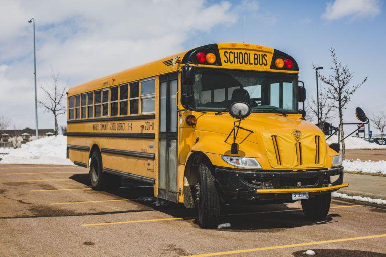 Pin On School Bus